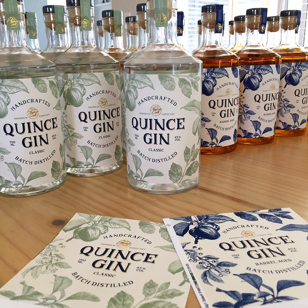 Quince Gin
