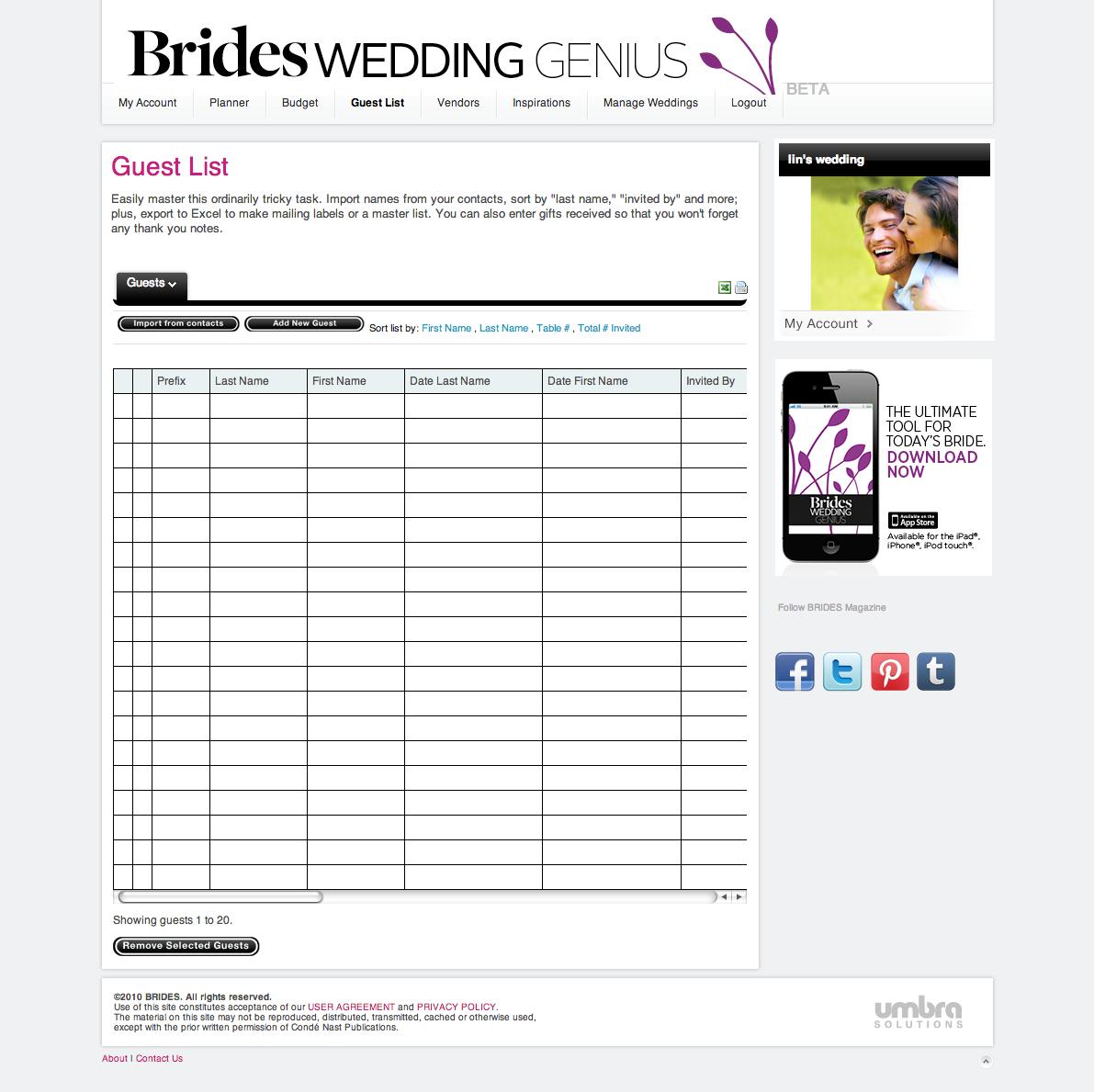 Brides+Wedding+Genius+-+Guest+List