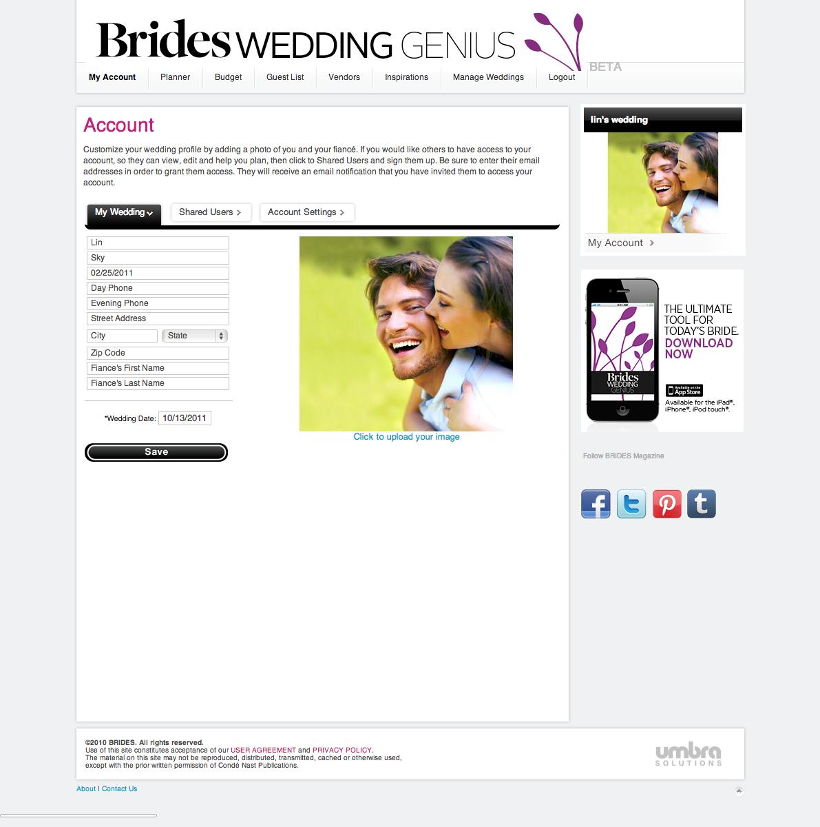 Brides+Wedding+Genius+-+My+Account2