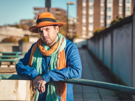 Hugo Valentine releases uplifting new number 'Rule The World.