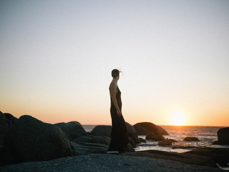 'Souvenir' an ethereal moment in time by Irene Skylakaki.