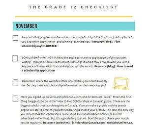 Grade 12 Checklist NEW.JPG