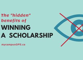 """The """"hidden"""" benefits of scholarships"""
