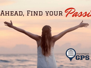 Teens: go ahead, find your passion!
