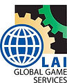 LAI Global Game Services Logo