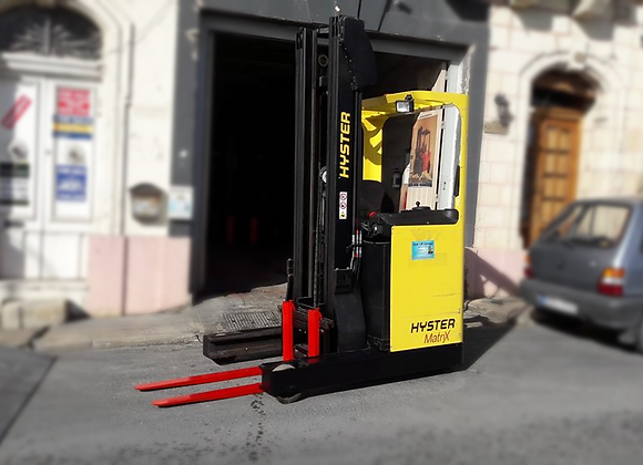 Hyster 1.4 - Electric
