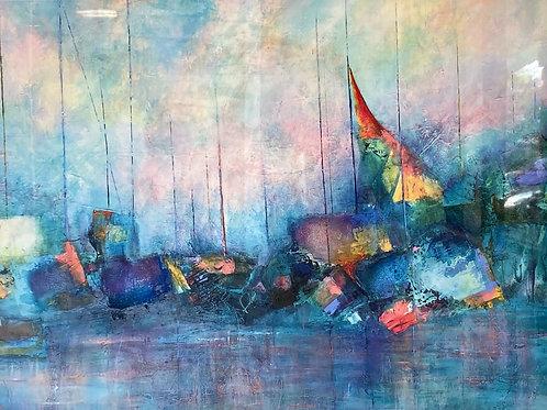 """Sun, sand, and sails await"""