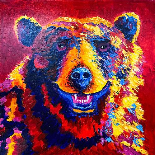 Bearly Happy
