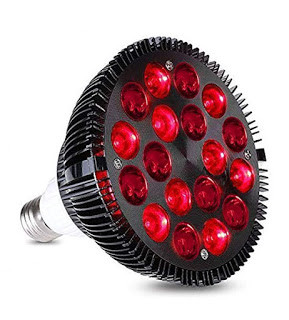 red light therapy, led light therapy, terapia de luz roja