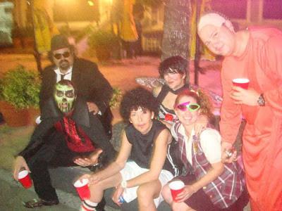 halloween, Isol, isol fernandez, puerto rico, condado puerto rico, divertido, fun