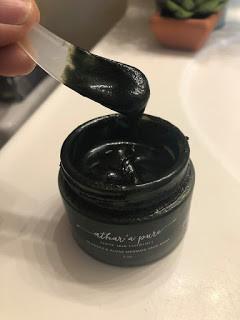 seaweed, algae, face mask, vegan, vegan skincare, vegan skin care