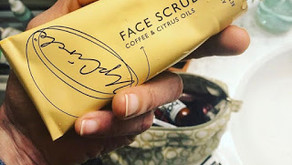Review: UpCircle Coffee Face Scrub Citrus Blend