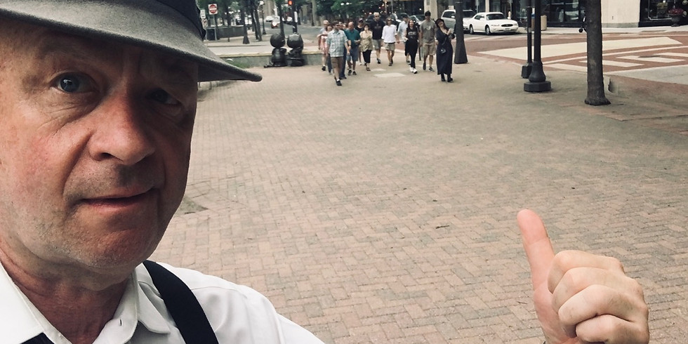 Walking Gangster Tour of Downtown St. Paul - August 14 - 11:00am