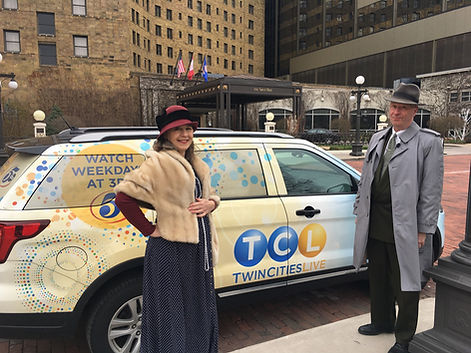 CynCity on Twin Cities Live