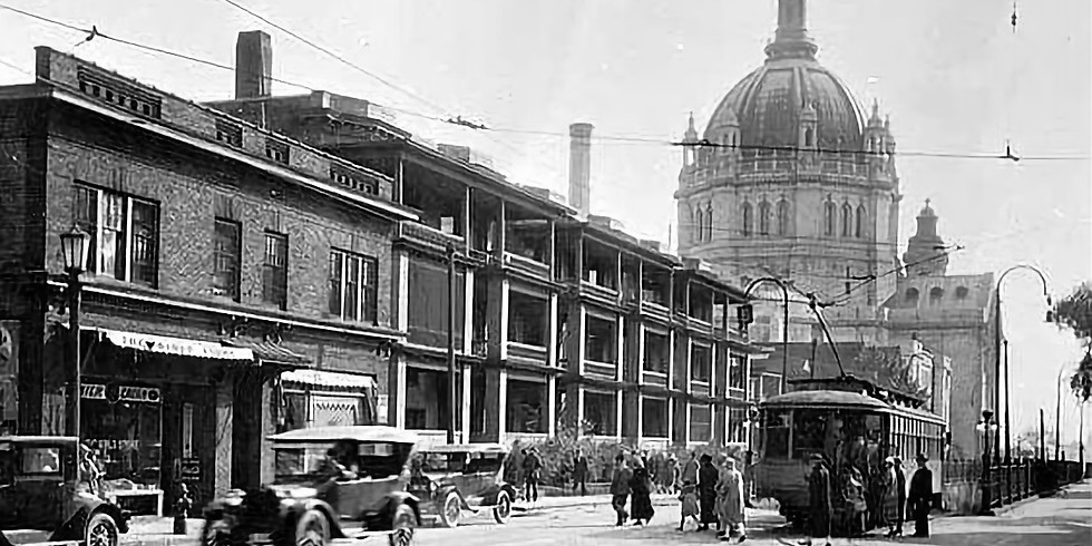 Walking Gangster Tour of Downtown St. Paul - May 16th - 1:00pm