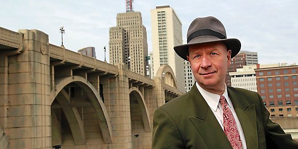 Walking Gangster Tour of Downtown St. Paul - April 18th - 1:30pm