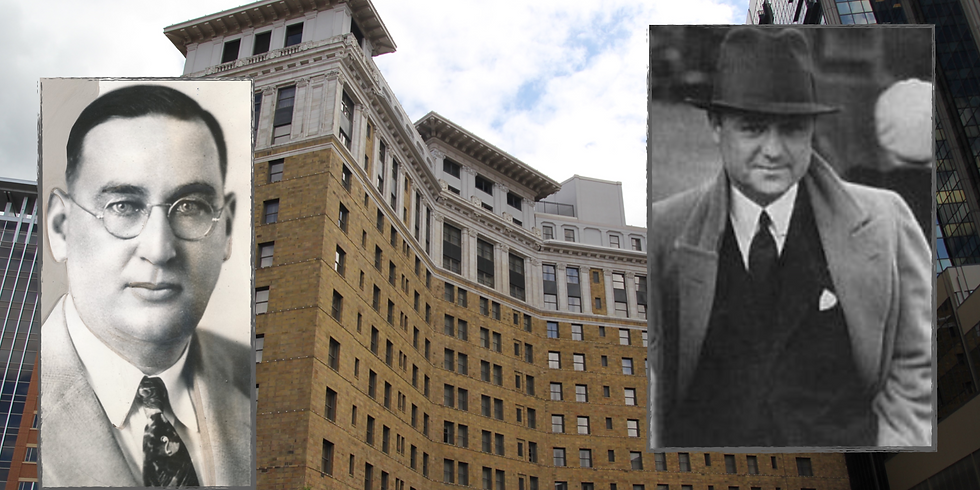 Walking Gangster Tour of Downtown St. Paul - May 23rd - 1:00pm