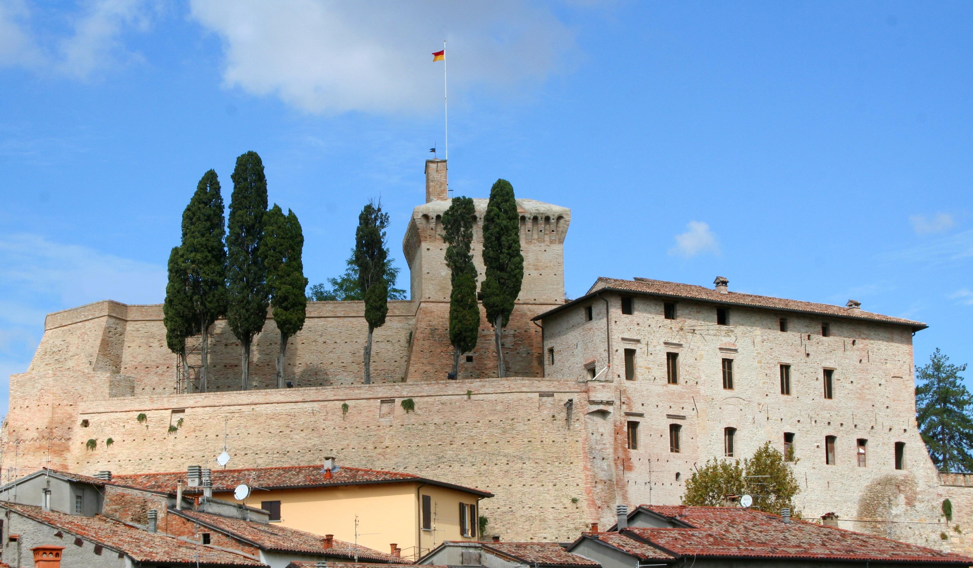 Rocca Medioevale, Meldola