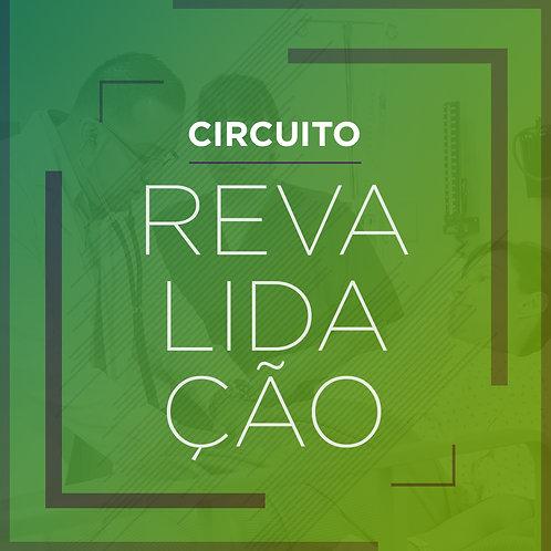 Circuito Revalidação | em até 12 x de R$ 399,09
