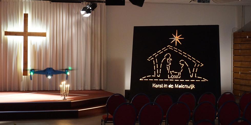 Kerst in de Molenwijk online