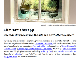 Clim'art therapy