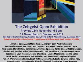 ZAP exhibition poster