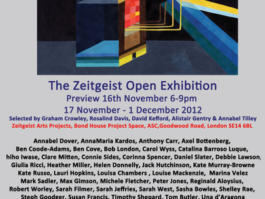 ZAP exhibition poster