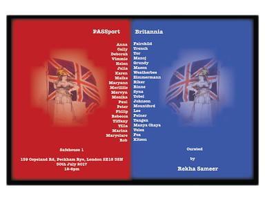 Passport Britannia