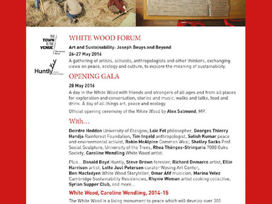 White Wood Forum