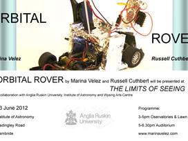 Orbital Rover for Visualise