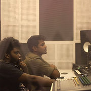 Recording Sessions At AG soundcabin DDX Studios
