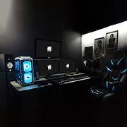 DDX Studios editing suite