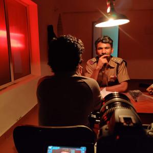 interrogation DDX Studios