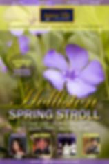 Jasper Hill Holliston Spring Stroll FINA