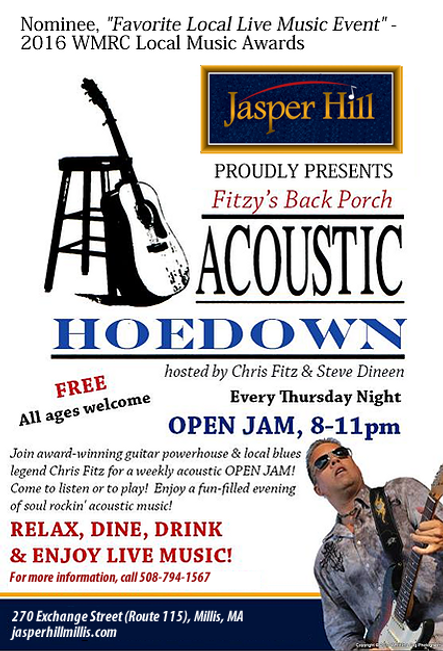 JH Chris Fitz New Hoedown Flyer.png