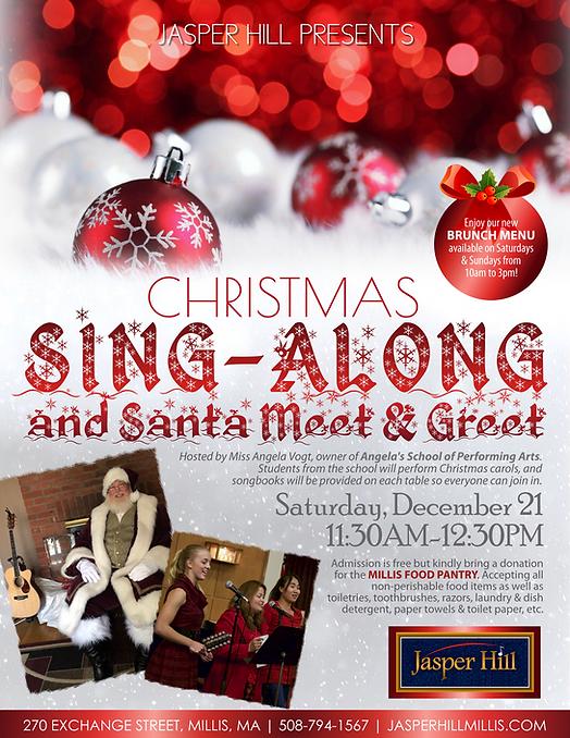 JH Christmas Sing Along Brunch flyer.png