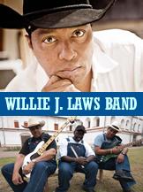 Jasper Hill Willie J Laws Band Bio.png