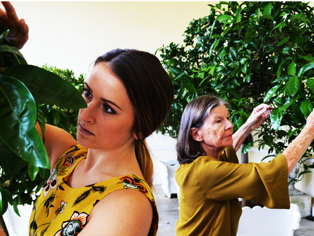 Florentis: An intergenerational screen dance project led and directed by Ruth Way