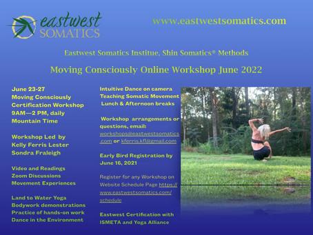 Moving Consciously with Sondra & Kelly