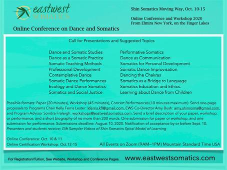 Eastwest Online Conference and Workshop 2020