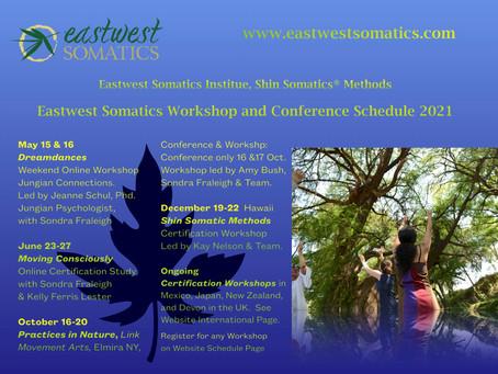 Eastwest Somatics Schedule below