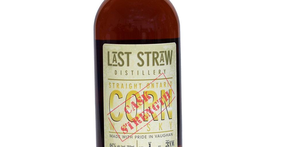 CORN WHISKY CASK STRENGTH