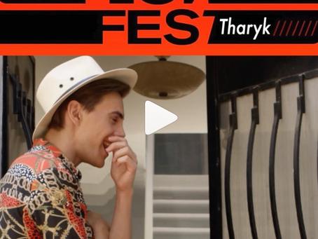 Tharyk en el CocaCola Flow Fest 2019