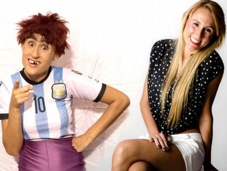 Carla Dogliani y Tharyk filman nuevo videoclip en Canadá