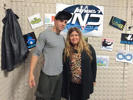 Tharyk en Radio FM Un Nuevo Día 102.7