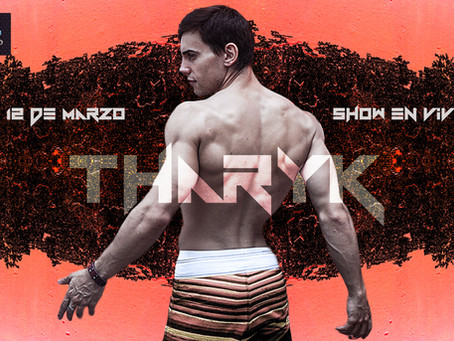 Show de Tharyk y Damy Rojo en Studio Theater Córdoba