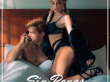 'Sin Penas', el nuevo single de Tharyk junto a Camy G disponible 26 de Abril!