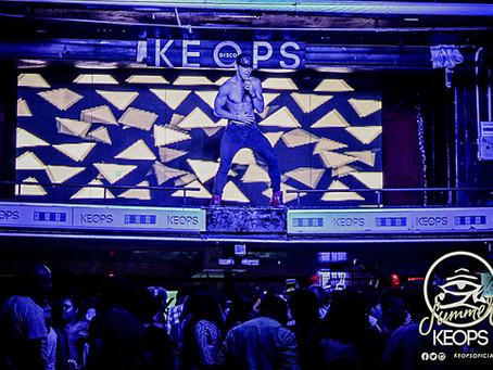 Show de Tharyk en Keops Disco | Villa Carlos Paz 2016