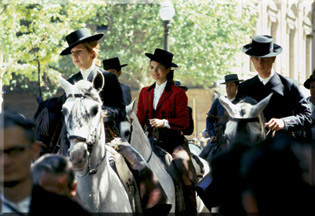 Jacqueline Kennedy & the Duchess of Alba