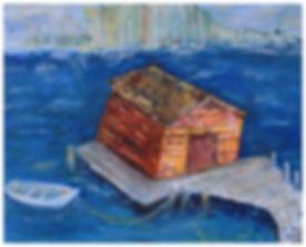 Wharf and Store